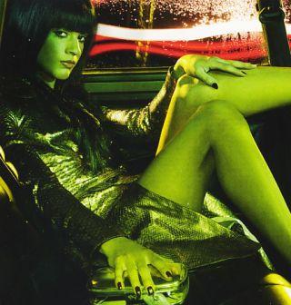 Transsexual model Karis