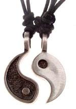 Daoist symbol necklaces