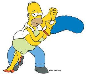 Homer și Marge Simpson sunt părinți