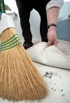 Sweeping neuroscience under the rug
